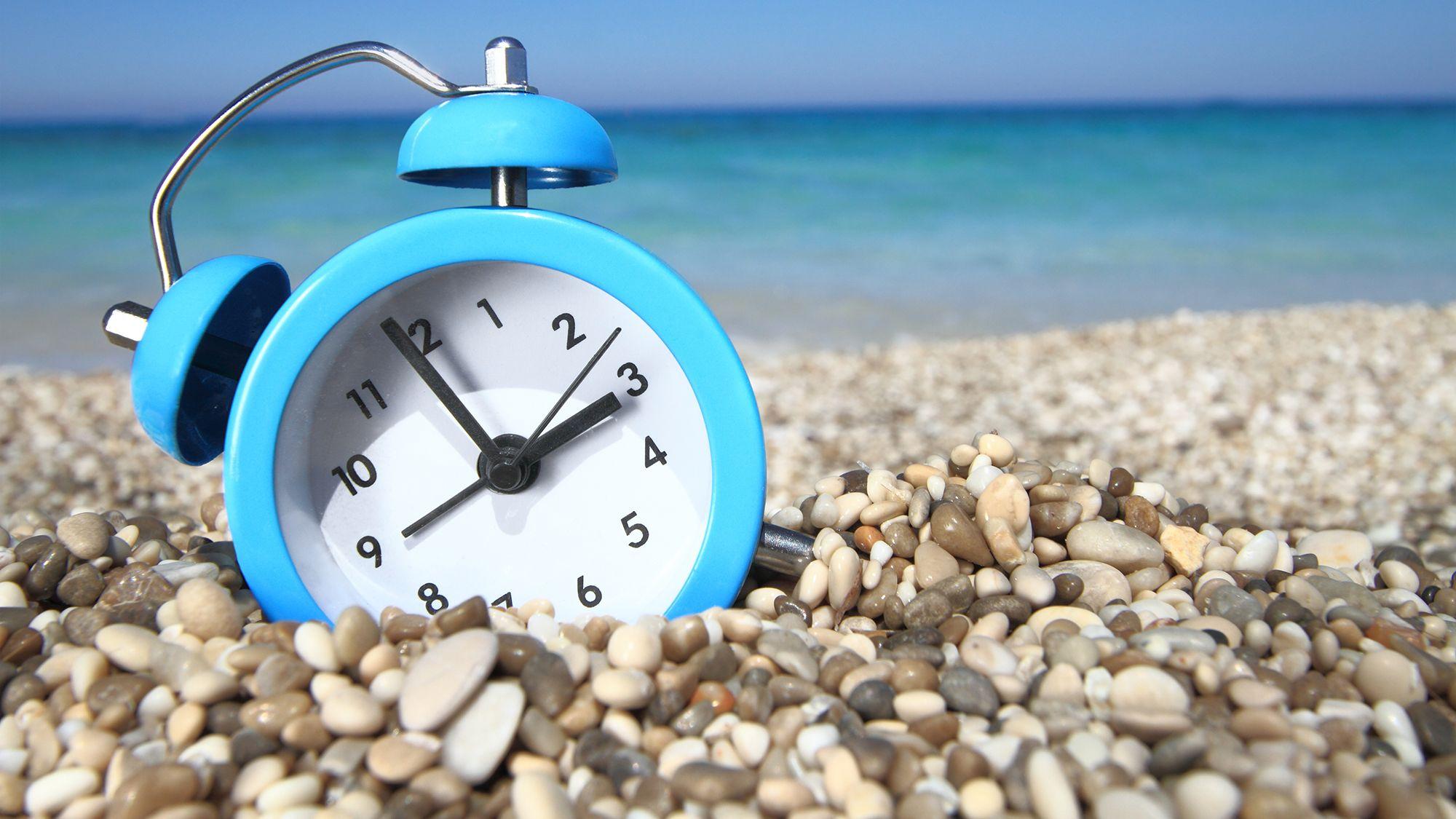 heures de protection solaire