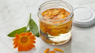 Propriétés du calendula - huile macérée
