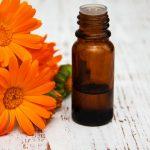 Huile de calendula pour la dermatite et l'eczéma