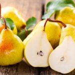 4 propriétés saines des poires