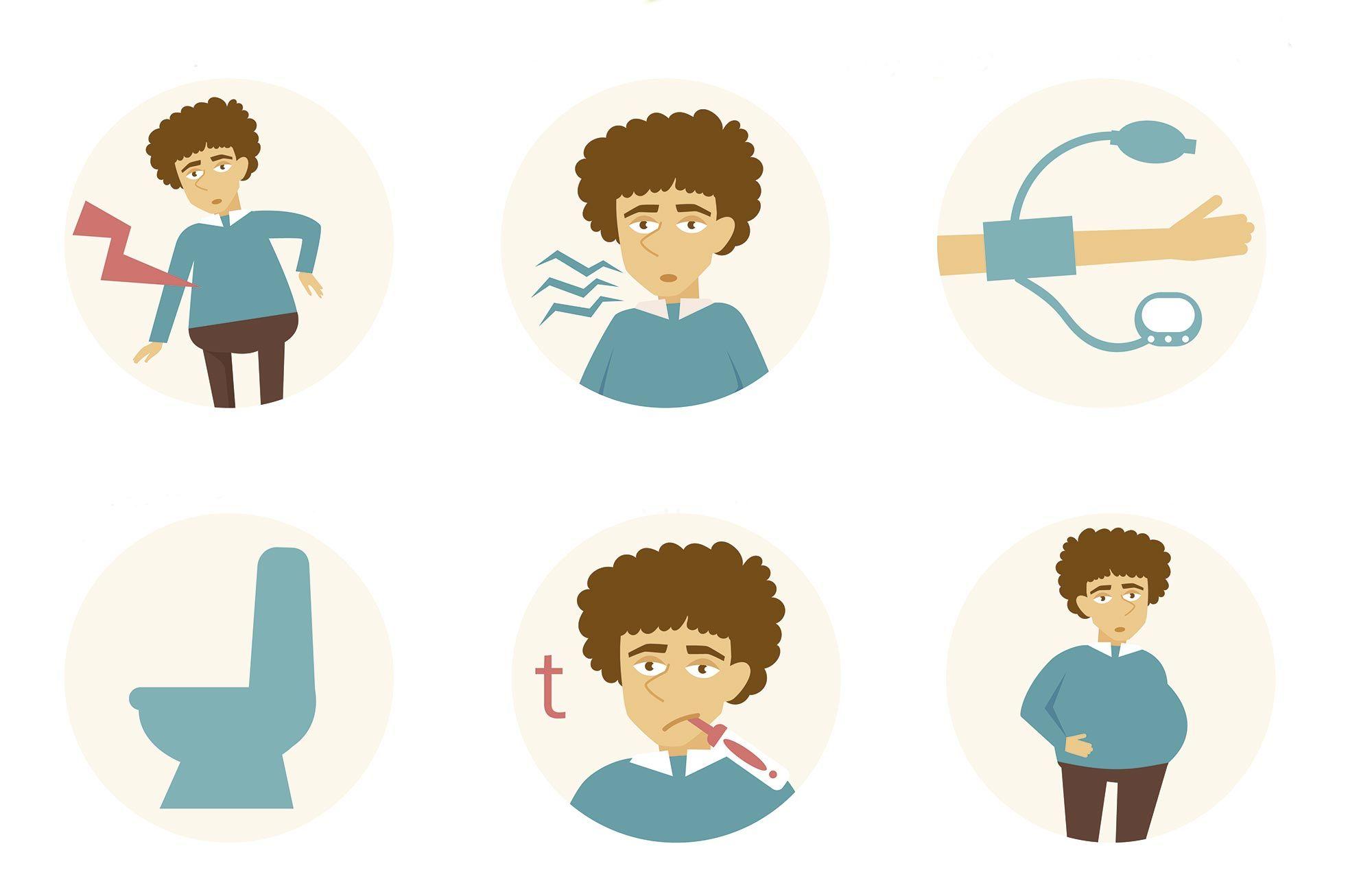 symptômes de la maladie du pancréas