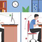 Des postures correctes pour prendre soin de votre dos