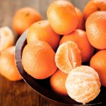 Mandarine, fruit d'hiver riche en vitamines