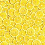 Citron, riche en vitamine C avec effet antioxydant