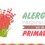 Infographie sur les allergies respiratoires au printemps