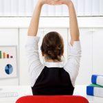 Exercices de relaxation au travail