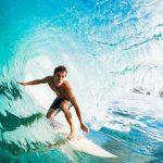 Surf, sport dans l'eau