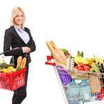 Évitez les maux de dos lors de vos achats