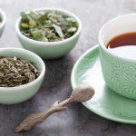 Propriétés de chaque type de thé