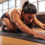 Exercices pour allonger la colonne vertébrale