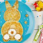 Des crêpes saines et originales pour égayer la journée des enfants