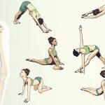 6 postures de yoga pour soulager les maux de dos