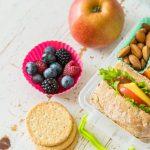 5 collations santé pour la rentrée scolaire