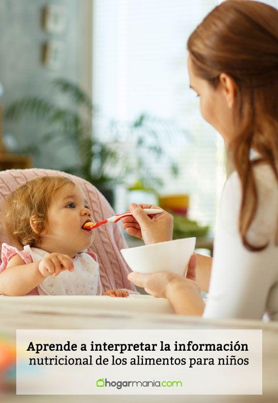 Apprenez à interpréter les informations nutritionnelles des aliments pour bébés