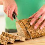 Pain, céréale énergétique riche en fibres