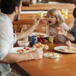 Petit-déjeuner sain et complet pour les enfants