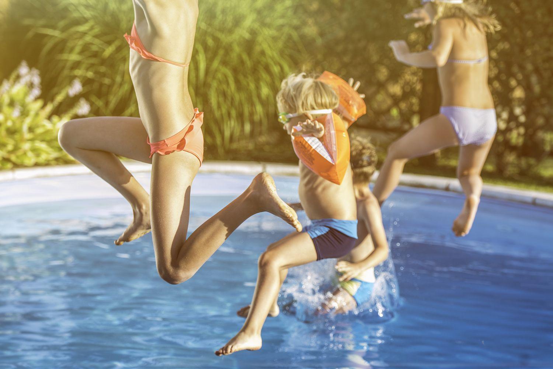 Peau de piscine