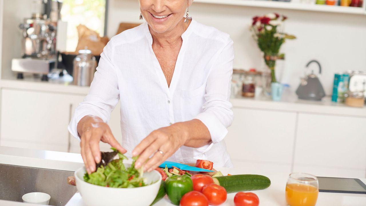 Régime alimentaire pour soulager les symptômes de la..
