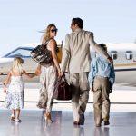 Voyager avec des enfants à l'étranger