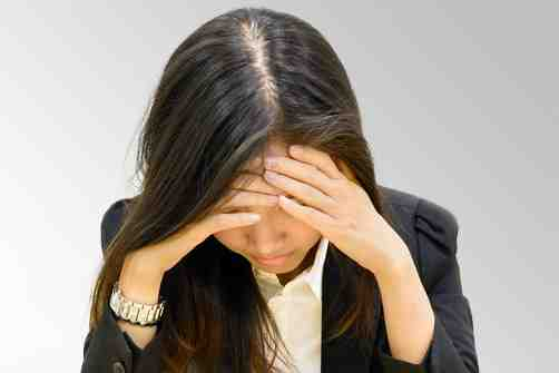 Est-ce que le stress fait perdre les cheveux ?